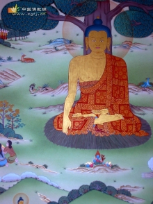 佛陀成道精美套图