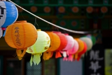 日本寺庙灯笼